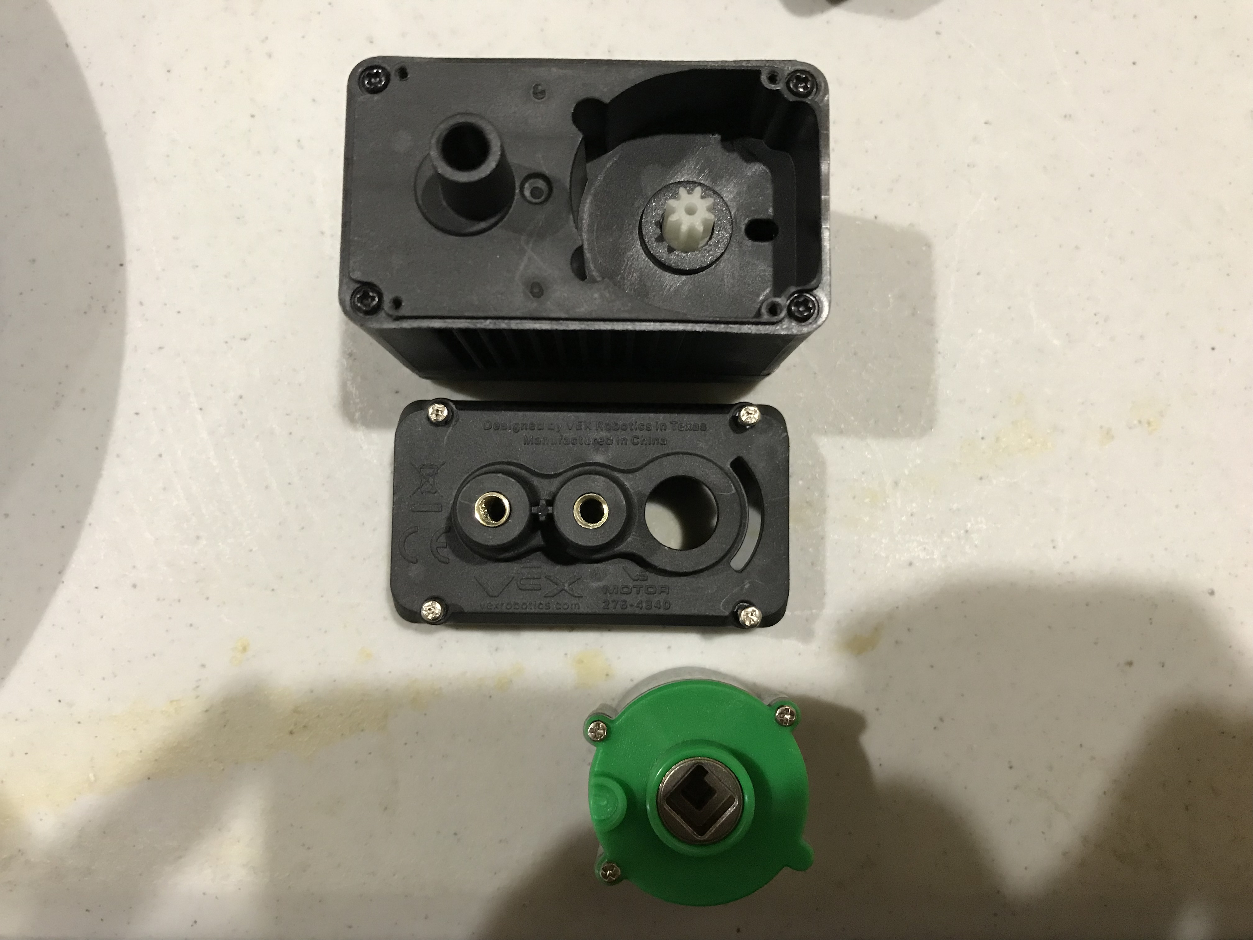 Pictures of Internals of V5 components [WARNING LOTS OF