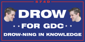 Image result for drow for gdc