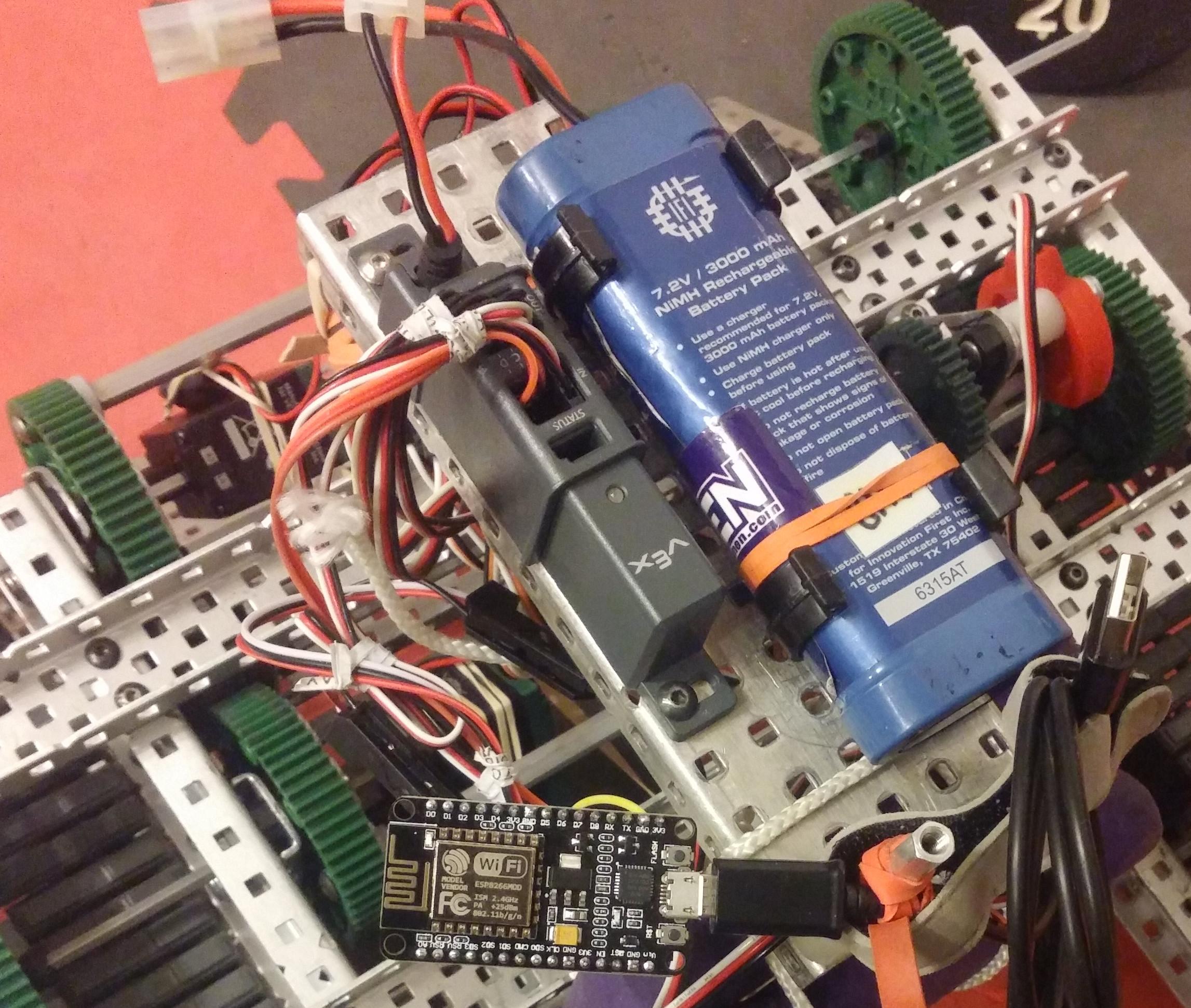 Transformer-NodeMCU-control-unit