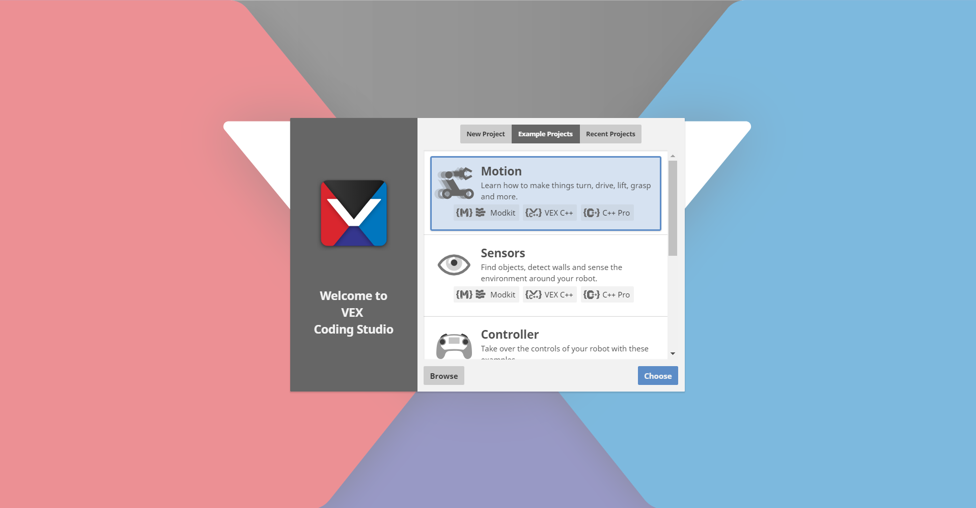 V5 Sample Code - General Forum - VEX Forum