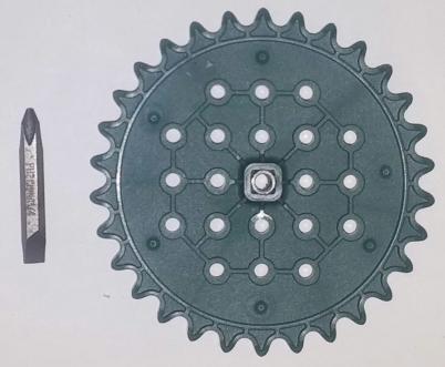 393_bearing_custom_sprocket