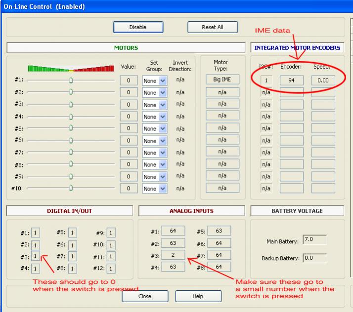 Cortex/senors/proggraming help URGENT! - UNOFFICIAL Tech ... on