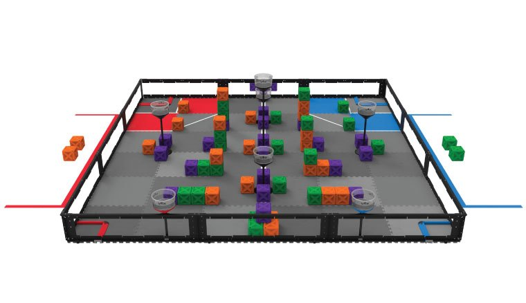 2019 - 2020 VEX Robotics Competition - Tower Takeover - VRC > Tower