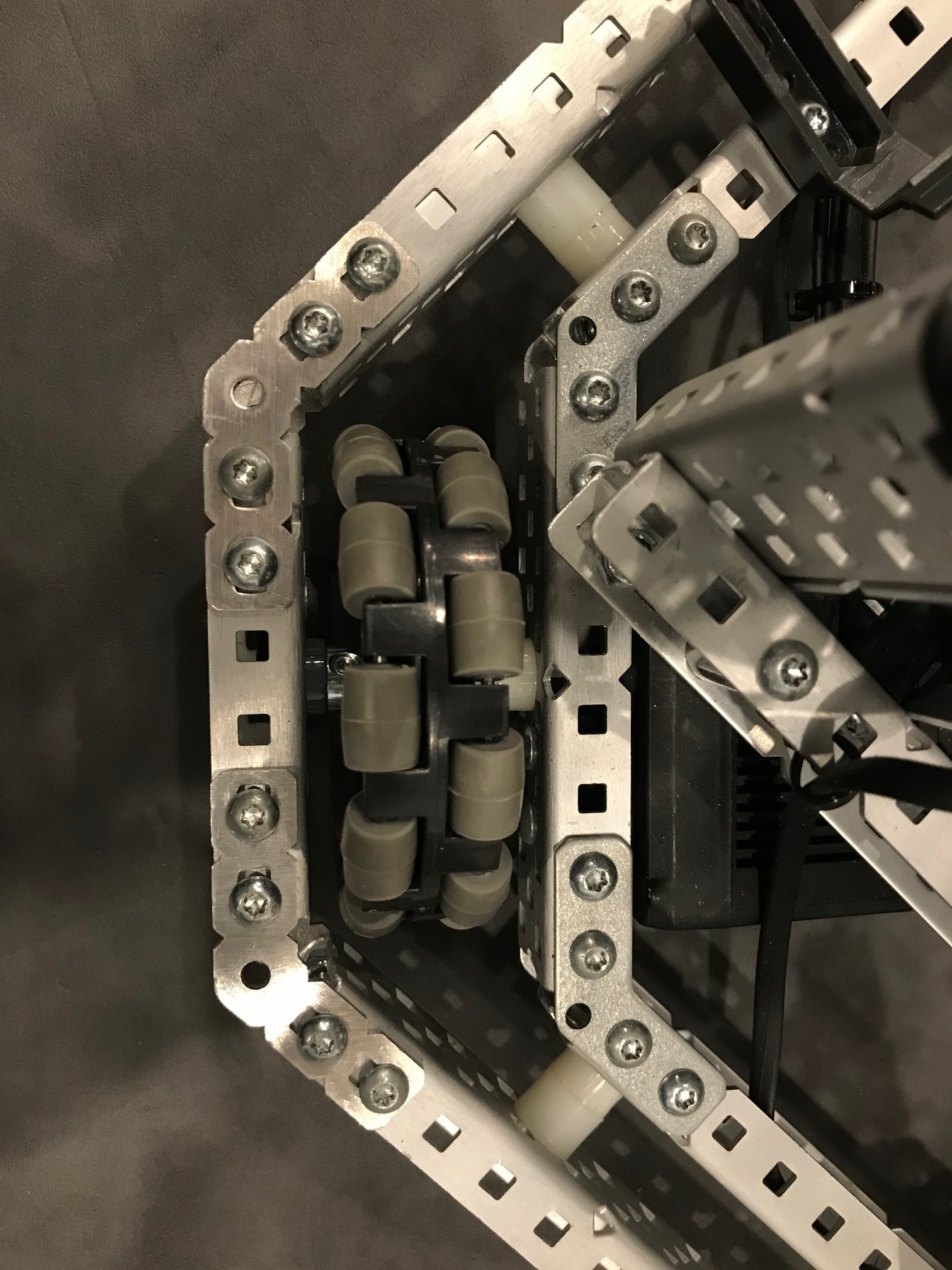 x-drive gussets