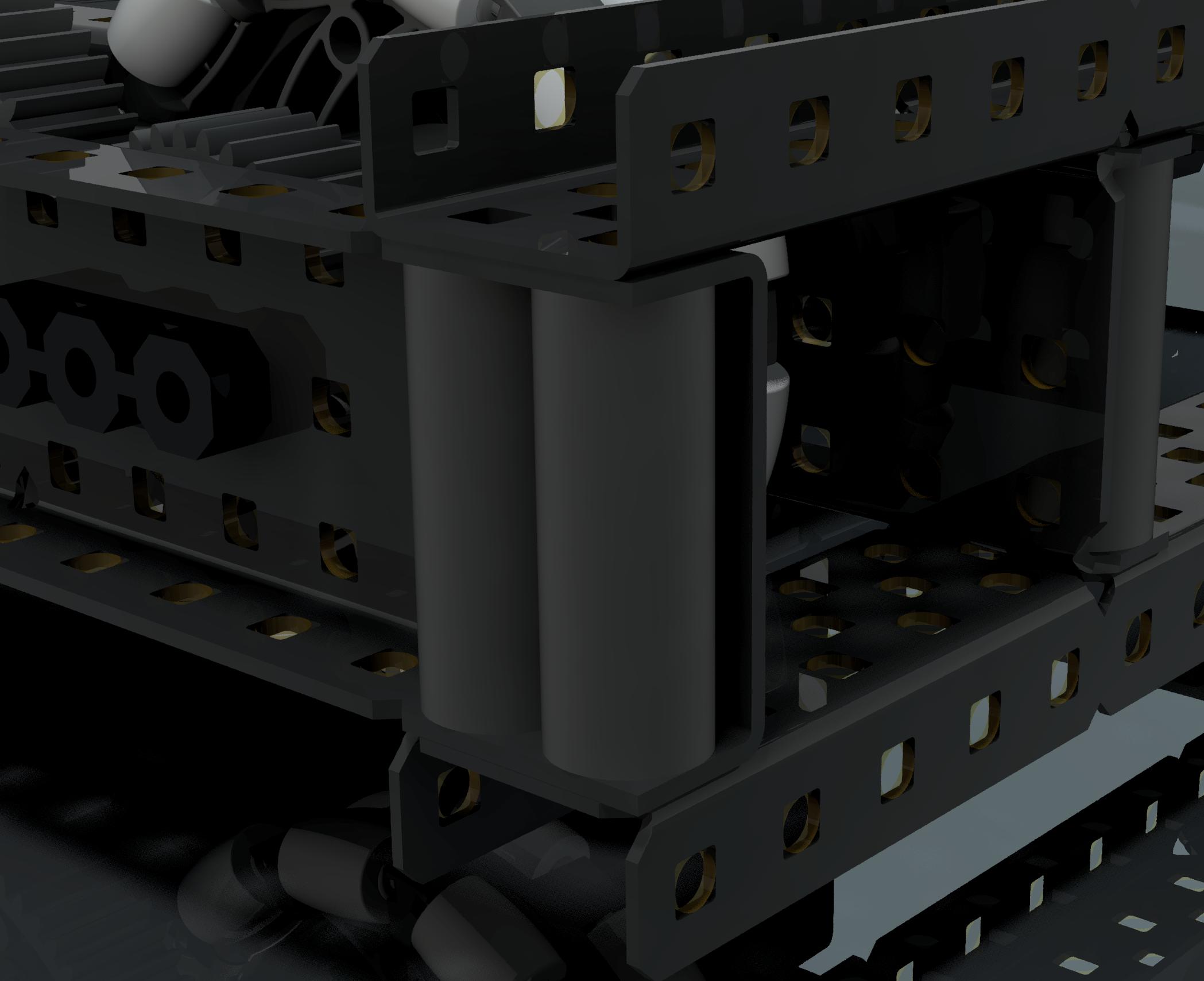 Chassis v3 rear box bolts