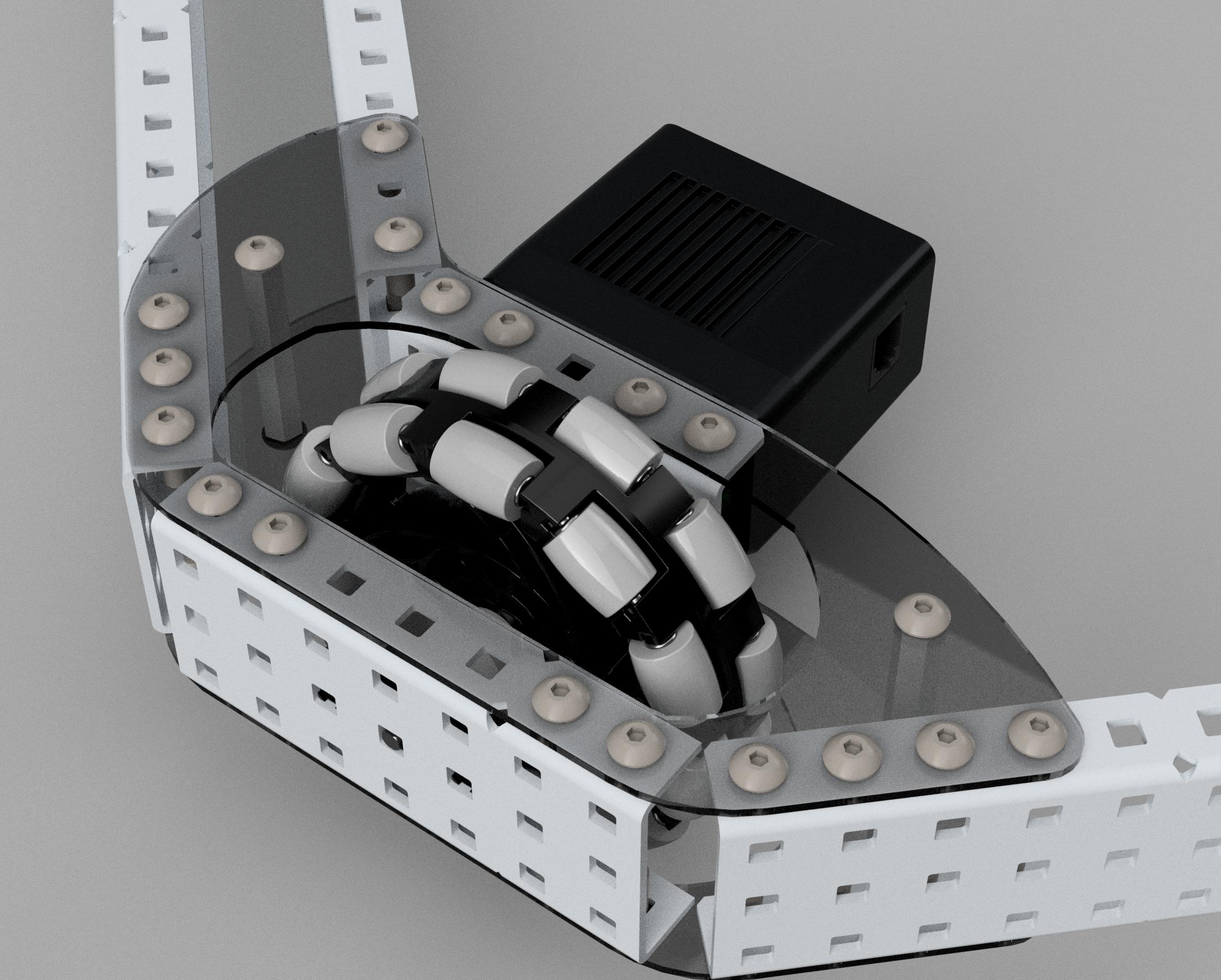 Robot Drive Train v4