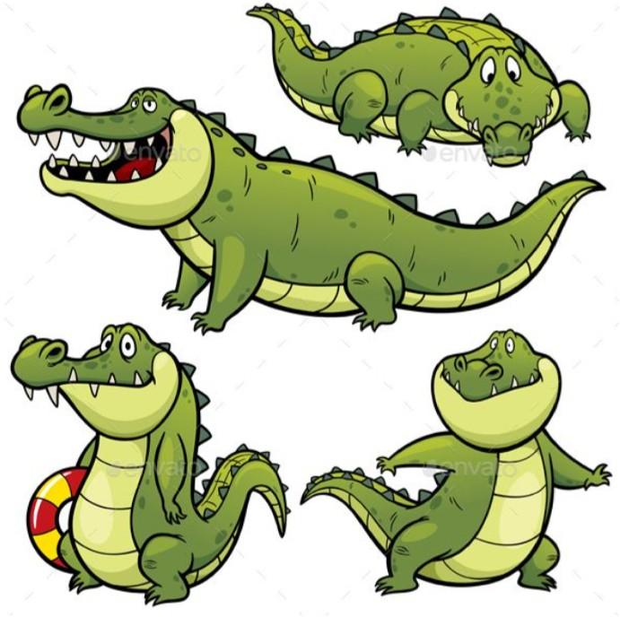 croc states