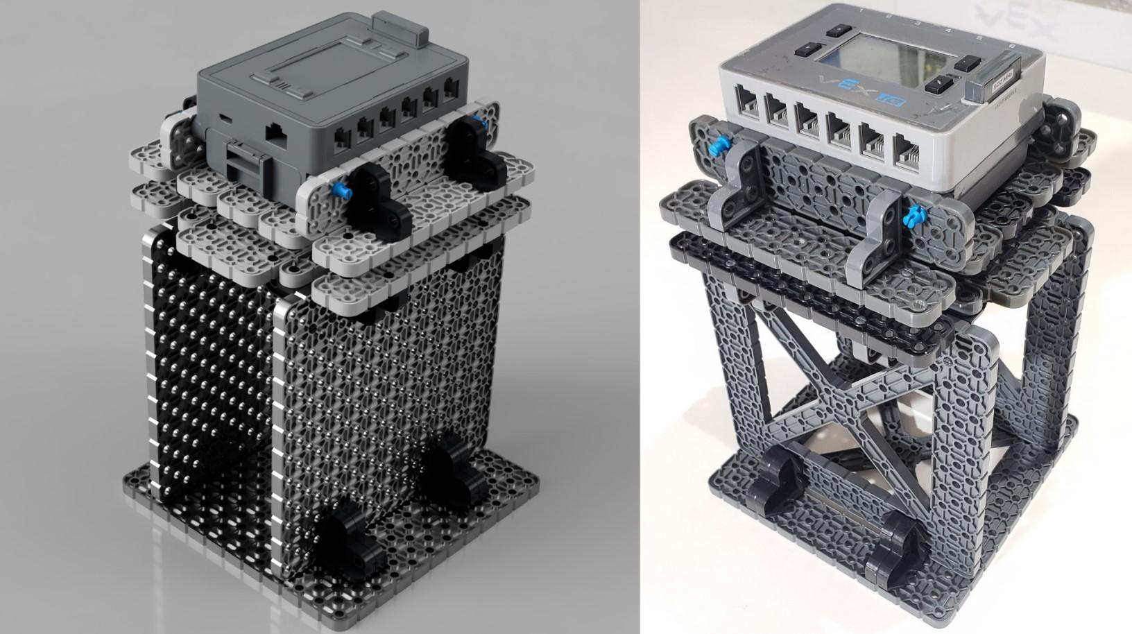 Fábrica de Nerdes - Controlador VEX IQ - STEM