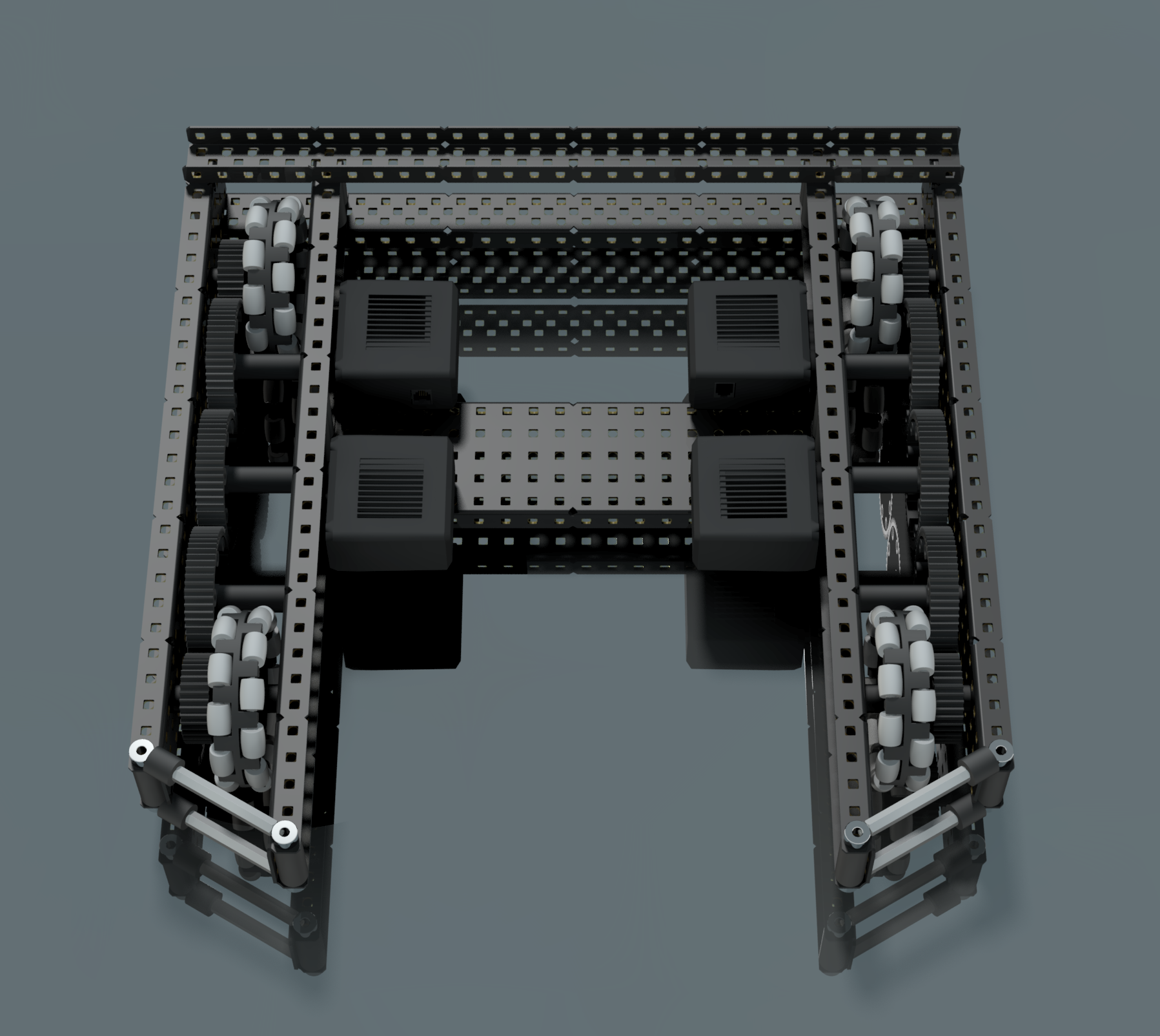 Chassis v3 top down