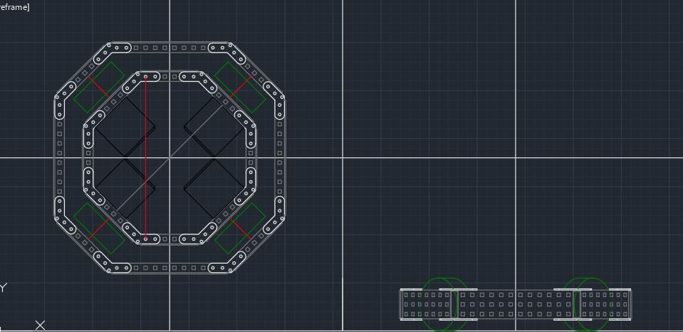 X Drive diagram