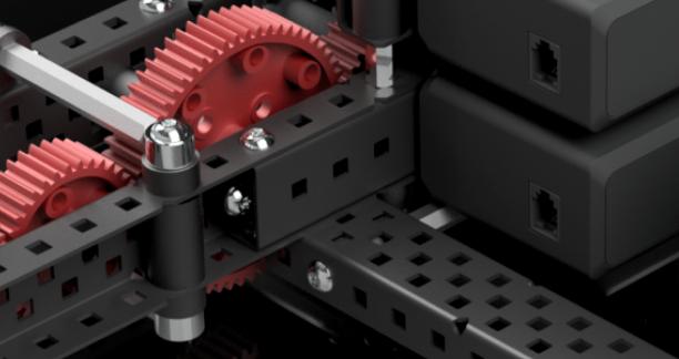 Quality Drive v2.1 C-Channel Coupler Closeup