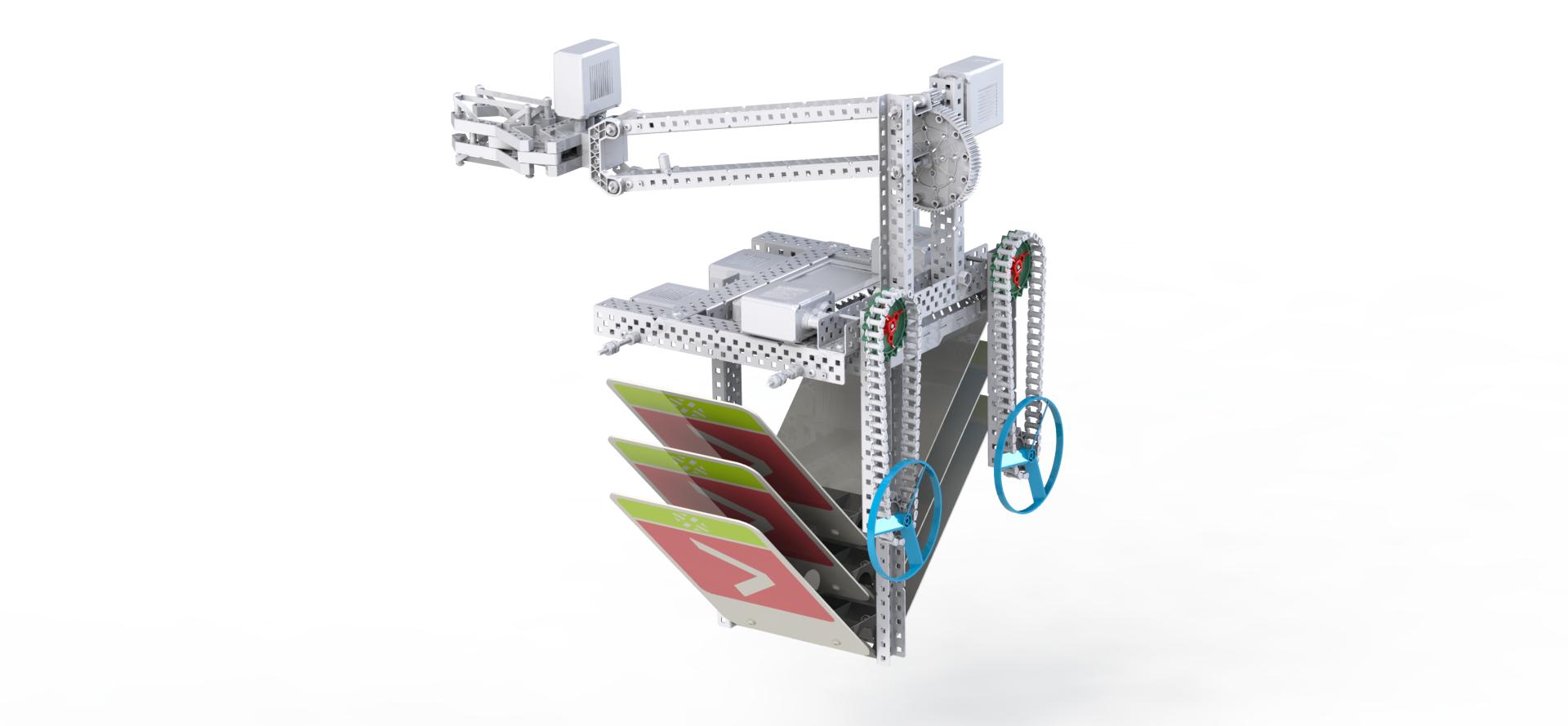 V5 Hydrofoil Bot